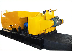 Precast Concrete hollow core slab machine - TW