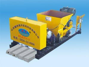 Concrete Upright Pole Machine - TW