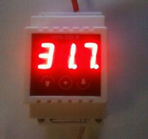 Терморегуляторы UDS-220.R на DiN-рейку питание 220V - Терморегулятор UDS-220.R D