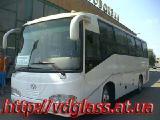 Автостекло триплекс, лобовое стекло для автобусов YouYi ZGT 6831