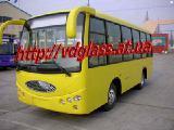Автостекло триплекс, лобовое стекло для автобусов YouYi ZGT 67 D