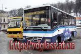 Автостекло триплекс, лобовое стекло для автобуса 16 - Автостекло триплекс, лобов