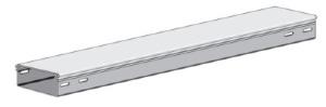 Короб кабельный - Короб ГКЗ-200х50х2000мм (замковый осн. 0,7мм цинк)