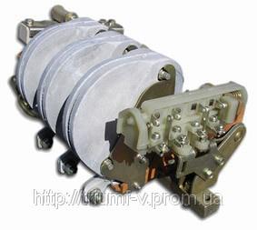 Крановое электрооборудование - Контакторы КТ, КТП, КТПВ, КПВ