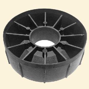 Пробки для упаковки тяжелых ролей картона - Пробка-заглушка для тубы d 150 мм