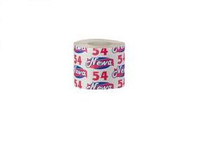 Бумажная этикетка - Этикетка для туалетной бумаги и бумажных полотенец