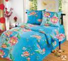 Постельное бельё - Комплект постельного белья ЕВРО макси поликоттон «Миранда» пл