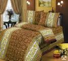 Комплекты постельного белья - Комплект постельного белья ЕВРО бязь набивная пл.1