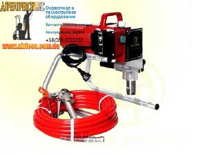 Поршневое окрасочное оборудование - Окрасочный агрегат Airless 6389
