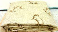 Одеяло из овечьей шерсти - Одеяло овечья шерсть облегченное 1.5 сп.