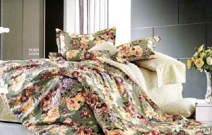 Комплекты элитного постельного белья - Комплект постельного белья Гобелен сатин