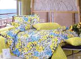 Комплекты элитного постельного белья - Комплект постельного белья Весна сатин