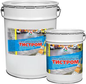 Лаки - Тистром - лак полиуретановый износостойкий