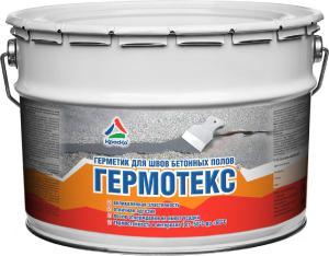 Герметики и мастика - Гермотекс - герметик для швов двухкомпонентный