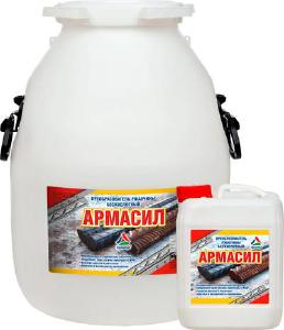 Преобразователи ржавчины - Армасил - преобразователь ржавчины бескислотный