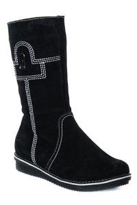 Женская обувь оптом - Сапоги для женщин (нат. кожа)