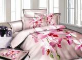 Постельное белье - Комплект постельного белья Нежность сатин