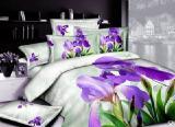 Комплекты постельного белья - Комплект постельного белья Ирис сатин