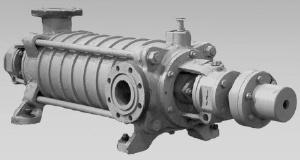 Насосы ЦНС, центробежные секционные насосы - Насос ЦНС-300
