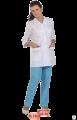 Медицинские костюмы - Костюм медицинский женский