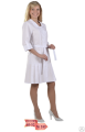 Медицинские халаты - Халат медицинский женский 3