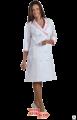 Медицинские халаты - Халат медицинский женский 5