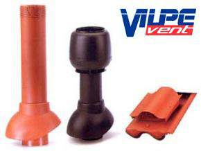 Вентиляция для кровли - Вентиляция Vilpe