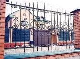 Строительные материалы - Изготовление металлических ворот