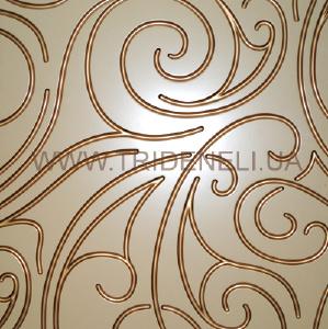 Декоративные стеновые 2d панели из MDF Trideneli - VINEA