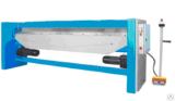 Металлообрабатывающее оборудование 5 - Гильотина ножная Stalex Q01-1.25х2000 (в