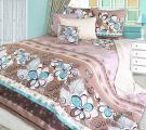 Домашний текстиль 1 - Комплект постельного белья Перкаль