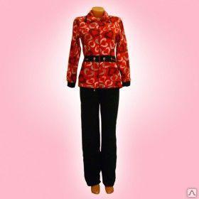 """Одежда для дома - Костюм женский """"Амур"""" модель 5-11"""