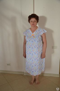 одежда для отдыха - Женская ночная сорочка2
