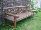 Столярные изделия - Деревянная садовая мебель