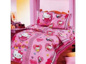 Постельное белье - 2 - Комплект постельного белья Бантики