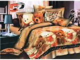 Постельное белье - 2 - Комплект постельного белья Мишка Тедди