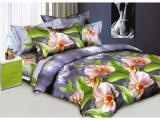 Постельное белье - 2 - Комплект постельного белья Орхидея розовая