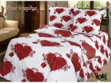 Постельное белье - 2 - Комплект постельного белья Роза в сердце