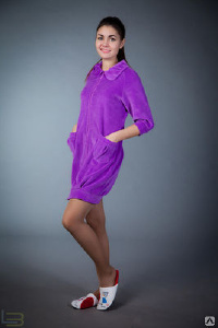 Товары 4 - Халаты женские «Комплект Лилия»