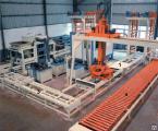 Бетонные заводы-1 - Автоматические линии по производству бетона