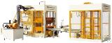 Бетонные заводы-2 - Вибропрессы для производства тротуарной плитки