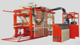Бетонные заводы-2 - Вибропрессы для производства строительных блоков