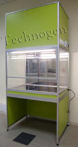 Ламинарный бокс (шкаф) с вертикальным потоком воздуха