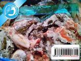 Субпродукты (запчасти) лосося свежемороженые 01 - Головы лосося свежемороженые