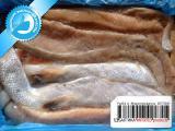 Субпродукты (запчасти) лосося свежемороженые 03 - Брюшки лосося 5+ свежеморожены