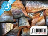 Рыба горячего копчения 01 - Горбуша (стейки) горячего копчения