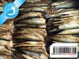 Рыба горячего копчения 02 - Шпроты горячего копчения