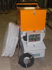 Выдувная установка МН-800 для утепления эковатой