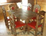 Мебель - Деревянные кухонные столы из массива
