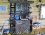 Мебель - Деревянные горки из массива на заказ